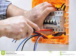 All electrical works done here