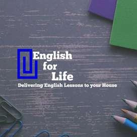Privat Bahasa Inggris on-line (Kelas Percakapan)
