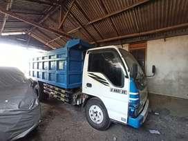 Jual Dump Truk Isuzu Elf Type NKR 66 Tahun 2003