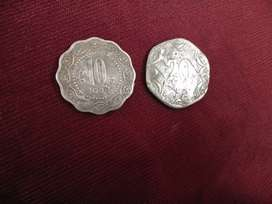 Old coins selling