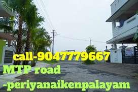 Dtcp site sale -veerapandi pirivu near Mettupalayam road