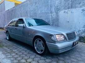 Mercedes benz S320 L thn 95 mercy W140 drpd sportline marterpiece w124