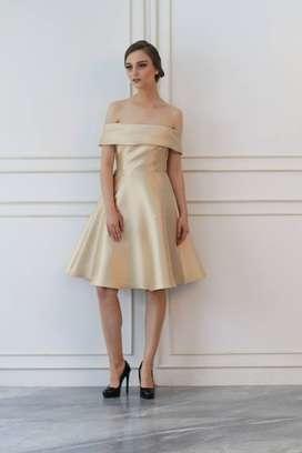 ANETTE GOLD - S0113 , DRESS PESTA MURAHHH!!!