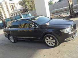 Skoda Superb 2008-2013 Elegance 2.0 TDI CR AT, 2011, Diesel