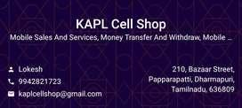 KAPL Cell Shop
