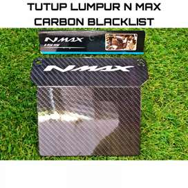 Cover lumpur nmax carbon barang baru