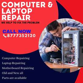 we are repair all kinds of laptop and desktop
