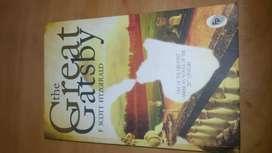 The Great Gatsby- F Scott Fitzgerald