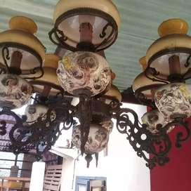 Lampu kuno bagus