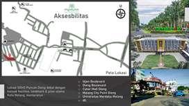 Rumah Mewah fasilitas Kalam Renang plus Kantor Pertama kali di Malang
