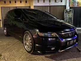Honda Odyssey Absolute+ 2004 Jual Cepat