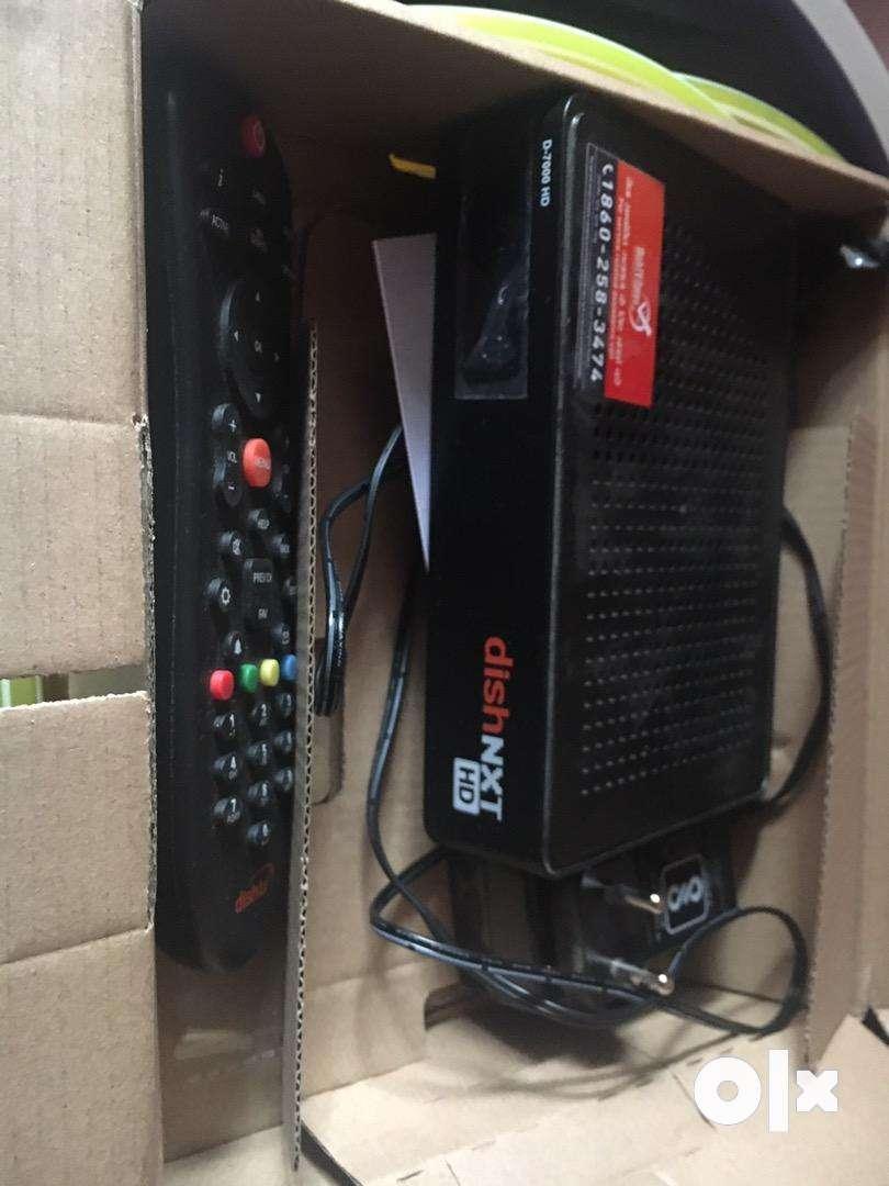 Setup box dish tv 0