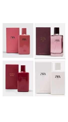Zara eau de parfume