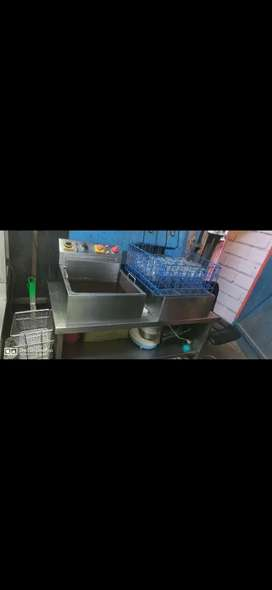Cafe/ Restaurant/ Cloud kitchen setup/ Shared kitchen space