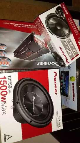 paketan lengkap PIONEER terupdate new garansi _ audio mobil bandung
