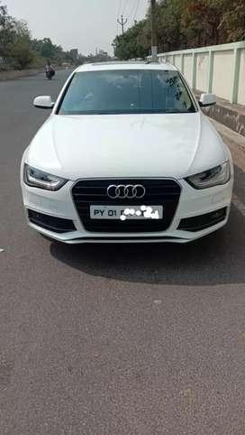 Audi A4 2015 Diesel Good Condition