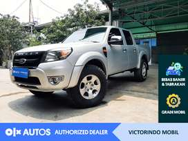 [OLX Autos] Ford Ranger Double Cabin 2010 2.5 M/T Diesel #Victorindo