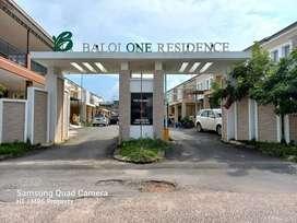 Dijual Rumah 2lantai Baloi Residence Belakang indo mobil