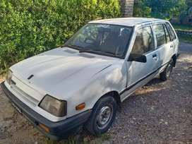 SUZUKI KHYBER FOR SALE!! AT VERY LEAST PRICE!!SUPER PERFECT CAR.