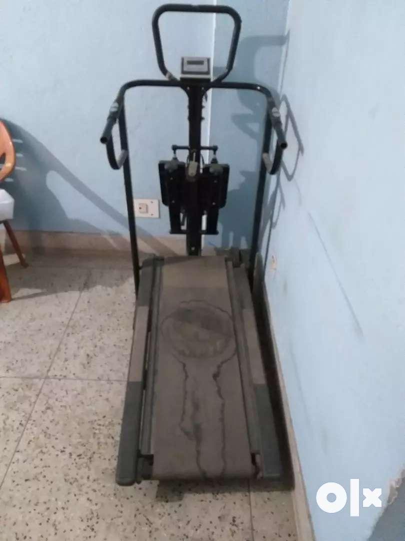 Manual Treadmill 0