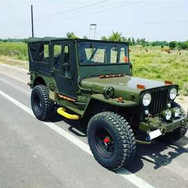 Willy modified new look jeep