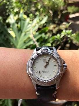 Jam tangan Tag Heuer 4000 original