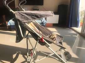 Baby pram (stroller)