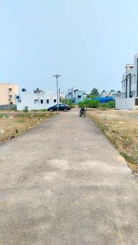 Ready to Build Plots for Sale at Kattankulathur near SRM University
