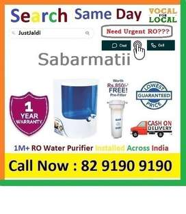 Sabarmatii Dolphin RO water Filter Water Purifier  Drink CLean Water.