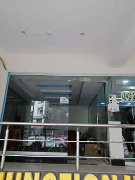 Ground shop for rent in bahria town civic center