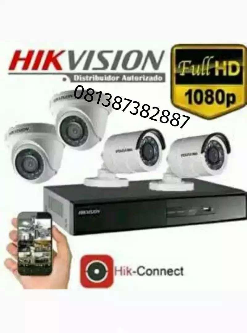 Paket Promo Camera CCTV Turbo HD wilayah sejabotabek Jakarta Timur 0