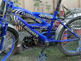 Cycle for sale rs 6500