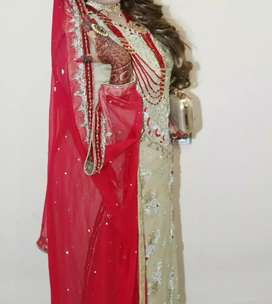 Nikah Dress for Bridals. Used only 1 time.
