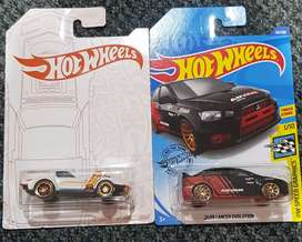 Hotwheels Hot Wheels Paketan Lancer Evolution