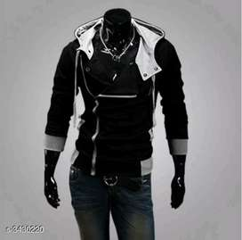 Imported jacket and zippers