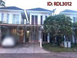 Rumah VBR Villa Bukit Regency Pakuwon Indah  Semi Furnish jalan Kembar