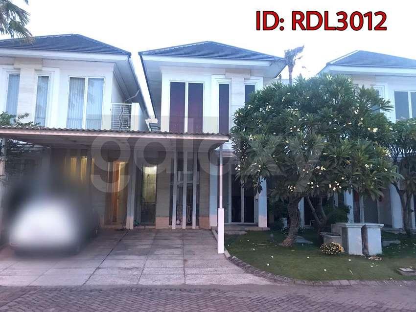 Rumah VBR Villa Bukit Regency Pakuwon Indah  Semi Furnish jalan Kembar 0