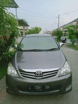 Toyota kijang Innova diesel type G orginilan