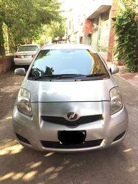 Toyota Vitz 2010 on easy installments plans.