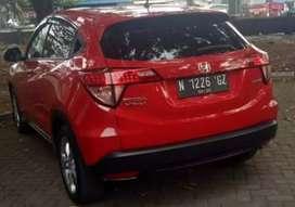 Hrv e cvt 2015 mobil tinggal makai bisa kredit
