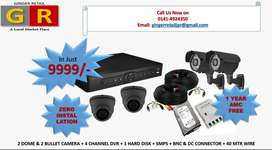 CCTV CAMERA and SECURITY SYSTEM