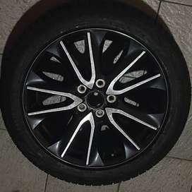 Jual Velg ring 18 OEM original Mazda CX-3