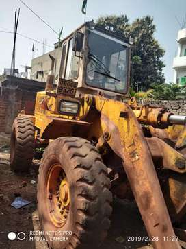 Tata wheel loader 3036