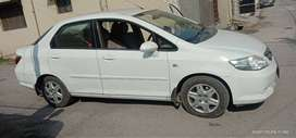 Honda City ZX 2007 Petrol Well Maintained
