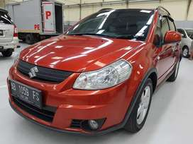 Suzuki Sx4 X-over Automatic th 2010 Plat AB asli good condition