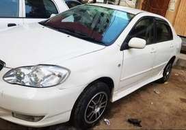 Corolla 2D Saloon With Brand New Corolla X 1500cc Engine Cheap Price