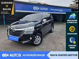 [OLXAutos] Toyota Avanza 2017 1.3 G A/T Bensin Hitam #Nava