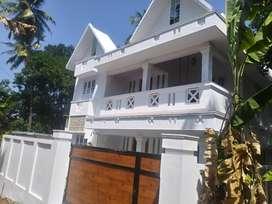 thrissur koorkanchery valliyalukal 5 cent 4 bhk villa