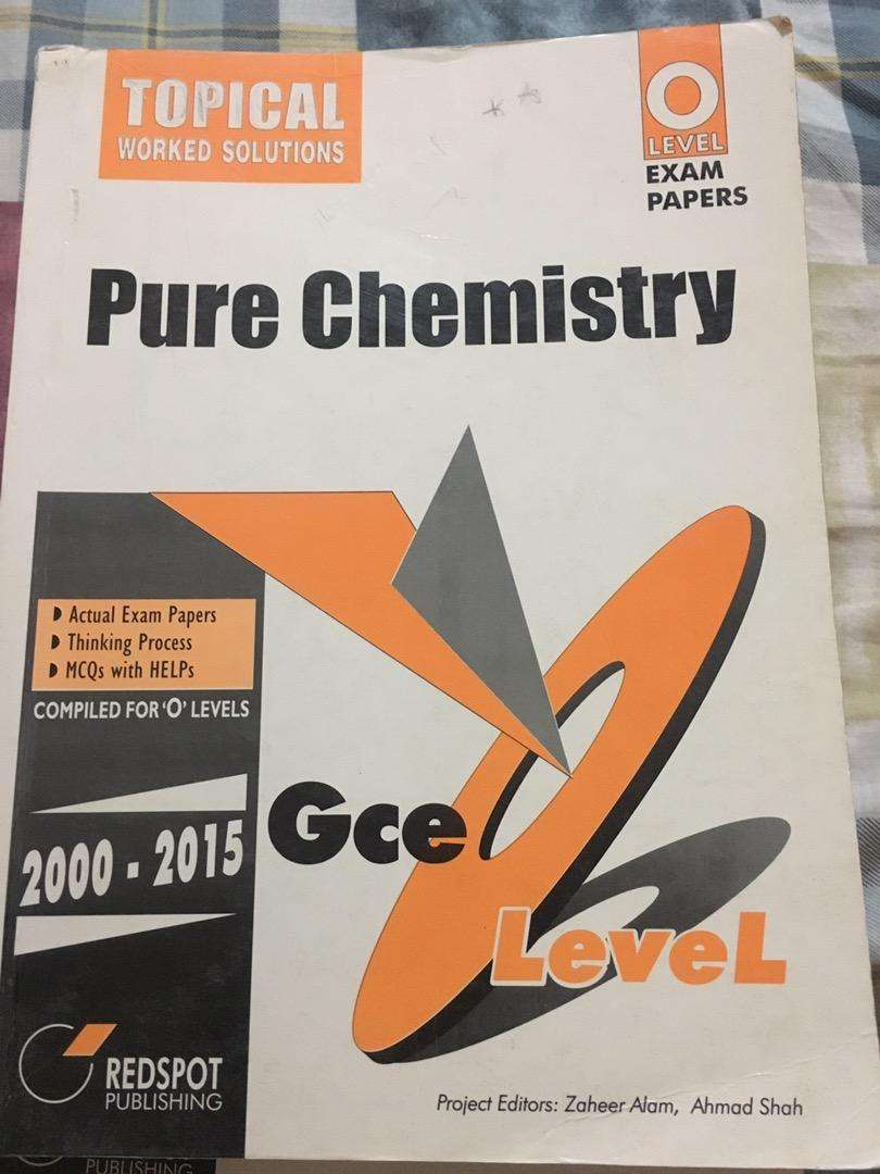 O levels used past papers for sale in good condition 0