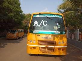 School bus tata A/c 42 Seats